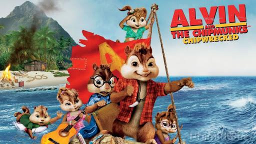 Sóc Siêu Quậy 3 - Alvin and the Chipmunks 3: Chipwrecked (2011)