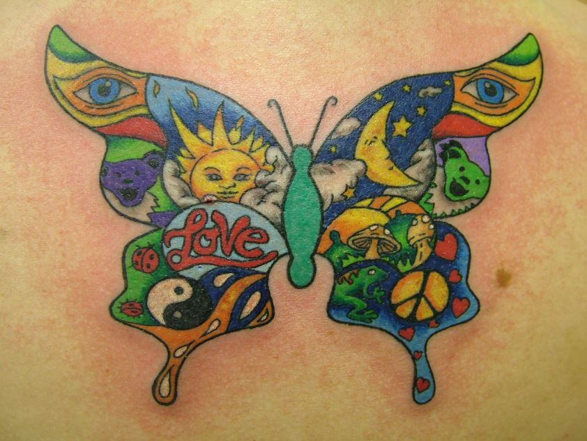 8bd463cdd71d4 50+ Sun and Moon Tattoos (2019) - Matching Designs for Couples ...