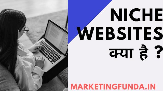 Niche Websites क्या है? Niche Site बनाकर पैसे कैसे कमाए?