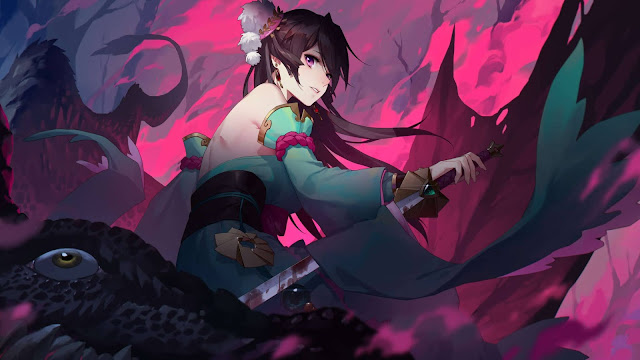 gambar cewe cantik anime