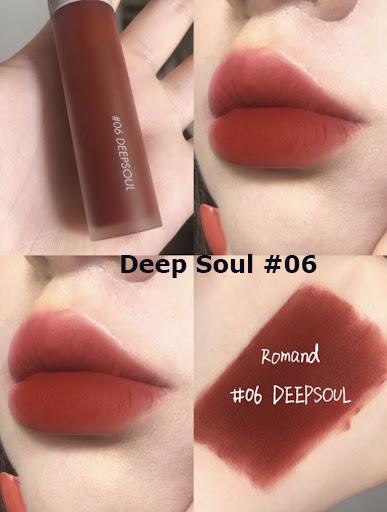 Son tint Romand #06 Deep Soul