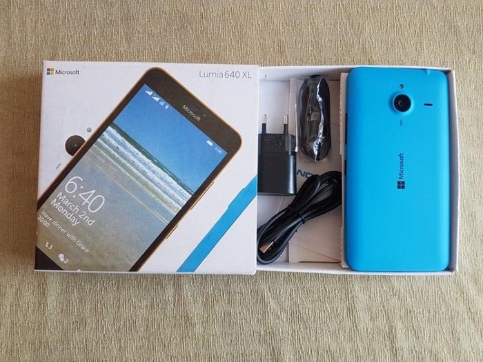 Microsoft Lumia 640 XL: Mới 100% fullbox, màn hình 5.7 giá 1.8 triệu đồng - 140432