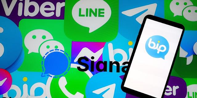 Raih Total 65 Juta Unduhan, Aplikasi Perpesanan Buatan Turki BiP Siap Hadang Popularitas WhatsApp