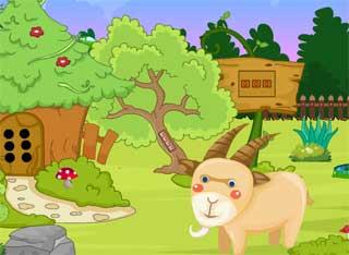 Juegos de Escape - Goat Escape