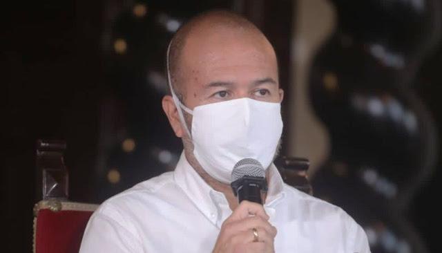 Ministro de Salud participó en reunión de balance Covid-19: los primeros 100 días junto a especialistas.