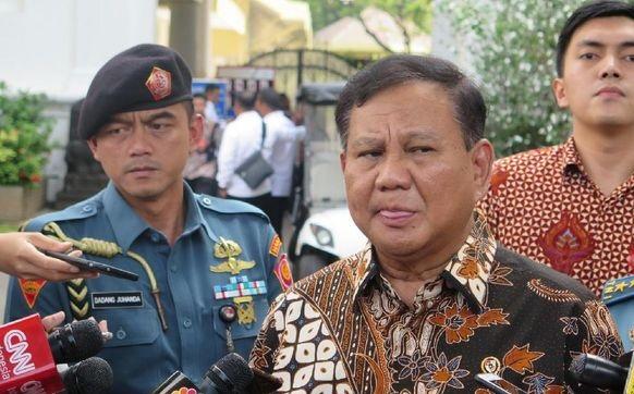 Prabowo: Kita Belum Berkuasa Mutlak, Jangan Patah Semangat!