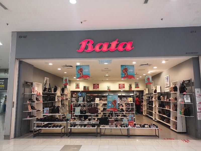 Shopping Kasut Raya Anak di Bata Sempena Cahaya Raya Bersama Fazura dan Fattah Amin