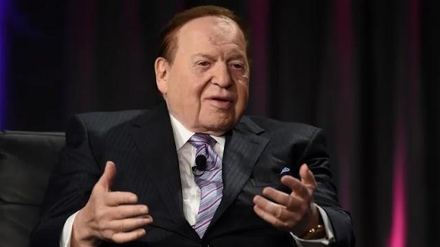 U.S. gambling industry giant, Sheldon Adelson, dead at 87