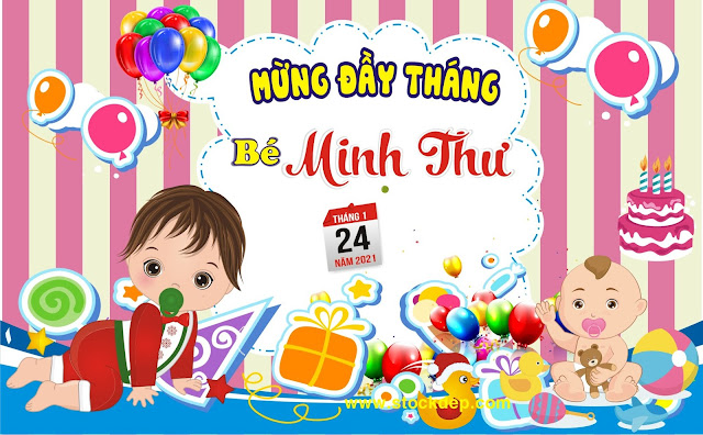 Download mẫu Phông sinh nhật đẹp