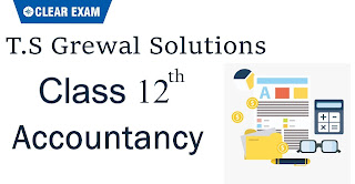 Solutions for Class 12 Accountancy