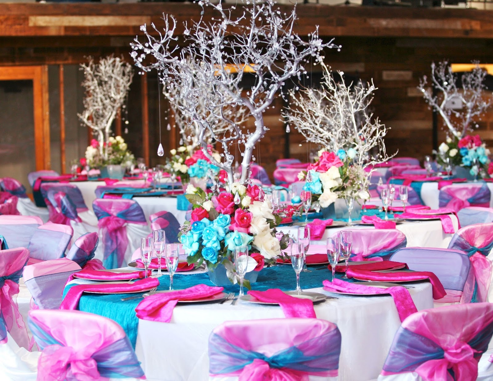 Quinceanera Flowers T&a July 2013 & Quinceanera Decoration Ideas - Elitflat