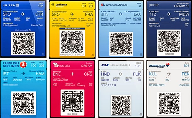 Student Hacks Apple Passbook App to Get Free Flight Boarding Passes
