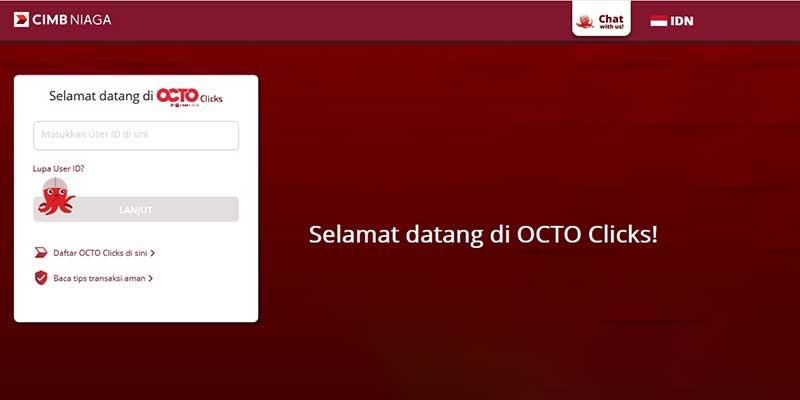 Uji Coba OCTO Clicks Pengganti CIMB Clicks