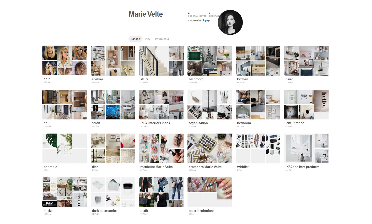 https://pl.pinterest.com/marie_velte/