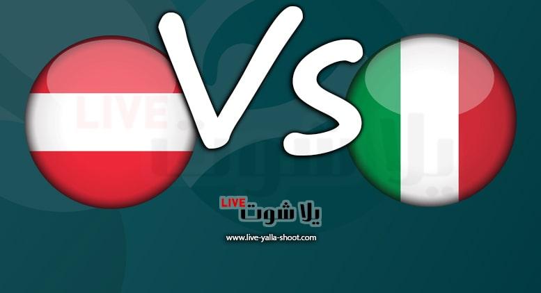 إيطاليا والنمسا