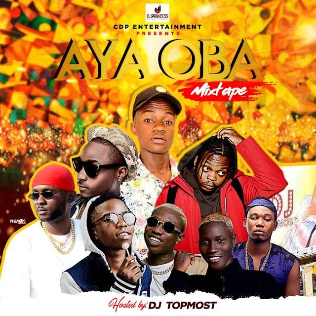 Download Mixtape: AYA OBA MIXTAPE HOSTED BY VDJ TOPMOST