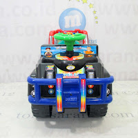 Ride-On Car SPR8889 Super Racing