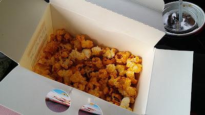 Pop Corn Dari TGV Cinemax Memang Terbaik!!