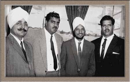 Deedar Singh Pardesi Punjabi Folk Singer With Dara Singh Pehalwan  HD Wallpaper Photo Images