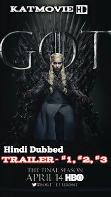 Game Of Thrones Season 8 ( Hindi Trailer)