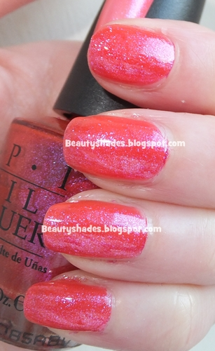 OPI Summer Flutter Collection