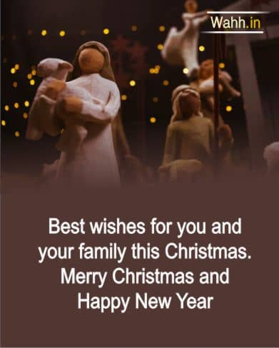 christmas wishes to friends