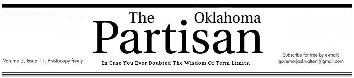 The Oklahoma Partisan