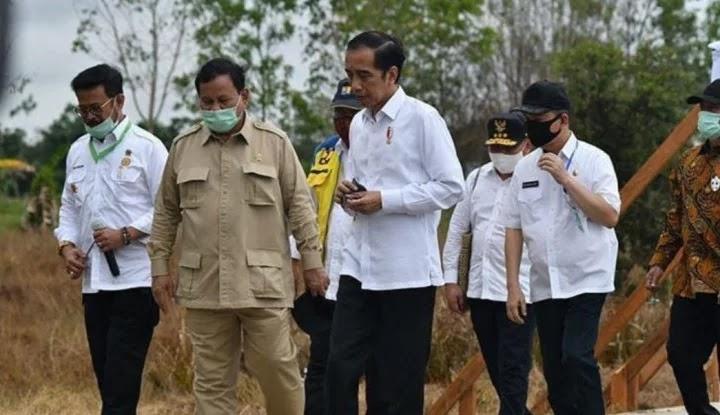 Nah Lho, Pak Jokowi Dirongrong Relawan Pecat Menteri...