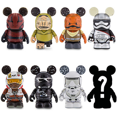 Star Wars: The Force Awakens Vinylmation Series 2 by Disney