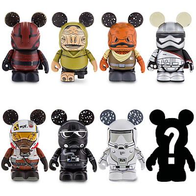 Star Wars: The Force Awakens Vinylmation Series 2 by Disney