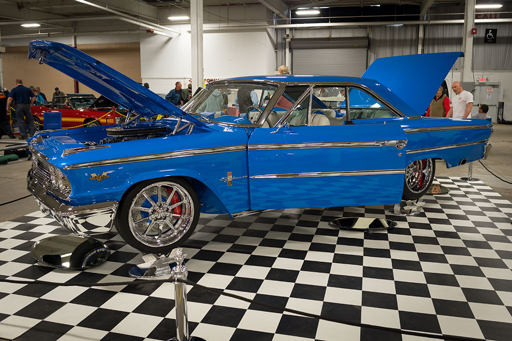 Elite 6 - Kenneth Hollingsworth's 1963 1/2 Ford Galaxie 500 XL