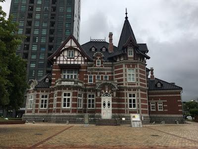 門司港レトロ 中華レストラン(旧図書館)