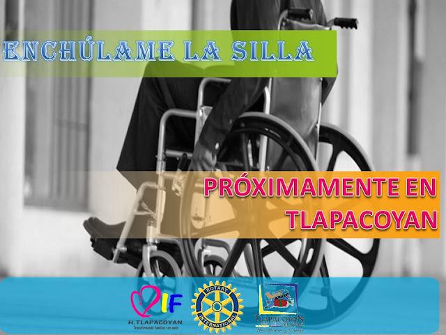 Enchúlame la silla estará en Tlapacoyan logro de la titular del DIF Aurora Arlette Aramburo Jarillo