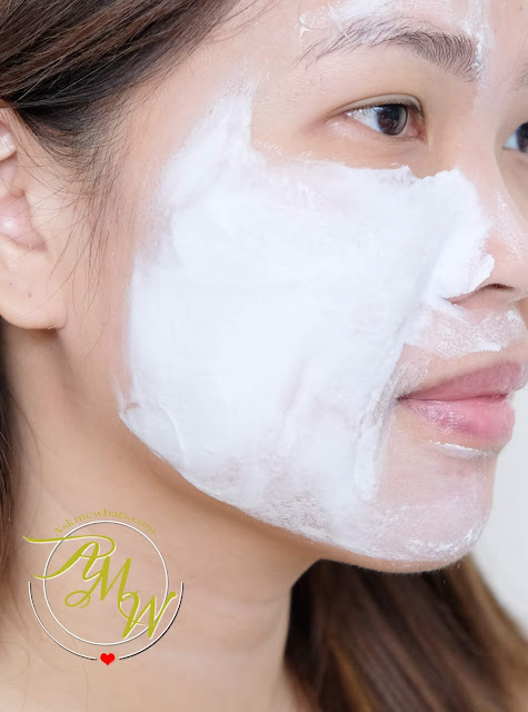 a photo of Althea Milk Peel Cream Mask Review