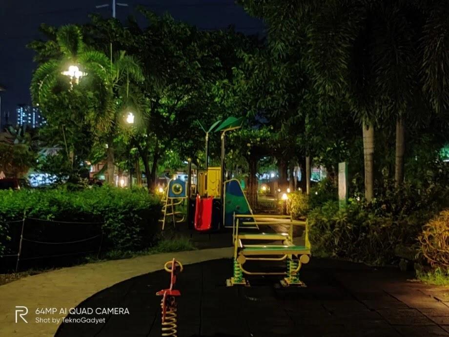 realme X3 SuperZoom Camera Sample - Playground, Night, Zoom 2x, Night Mode