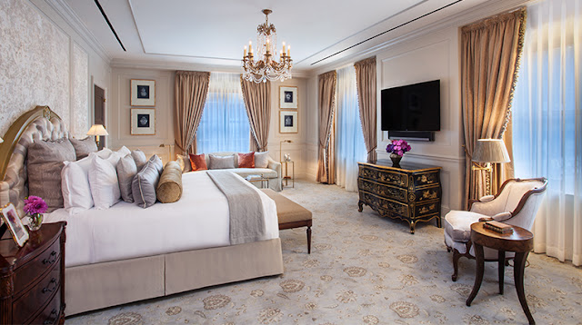 Among the most luxurious hotels in New York City, the InterContinental Barclay offers a sophisticated residential-style experience, drawing the most discerning of travelers.
