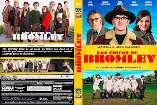 LOS CHICOS DE BROMLEY – THE BROMLEY BOYS 2018 [COVER – DVD}