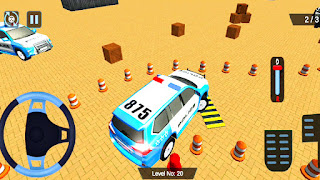 GT Jeep Spooky Impossible Stunt Parking 3D