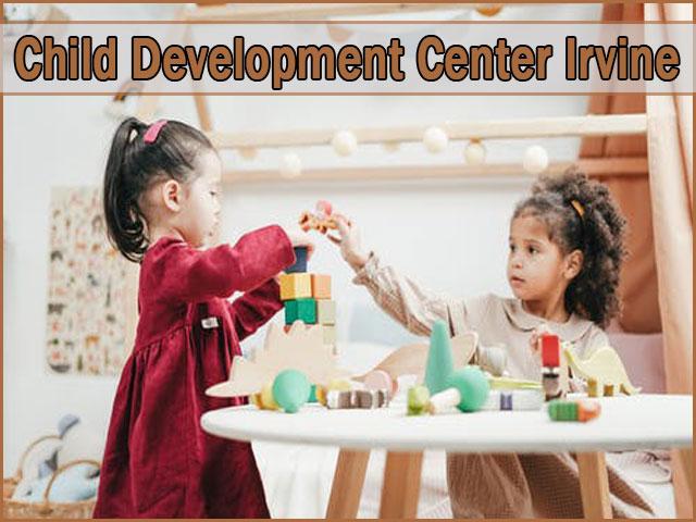 Irvine Child Development Center | Best Day Care CDC List