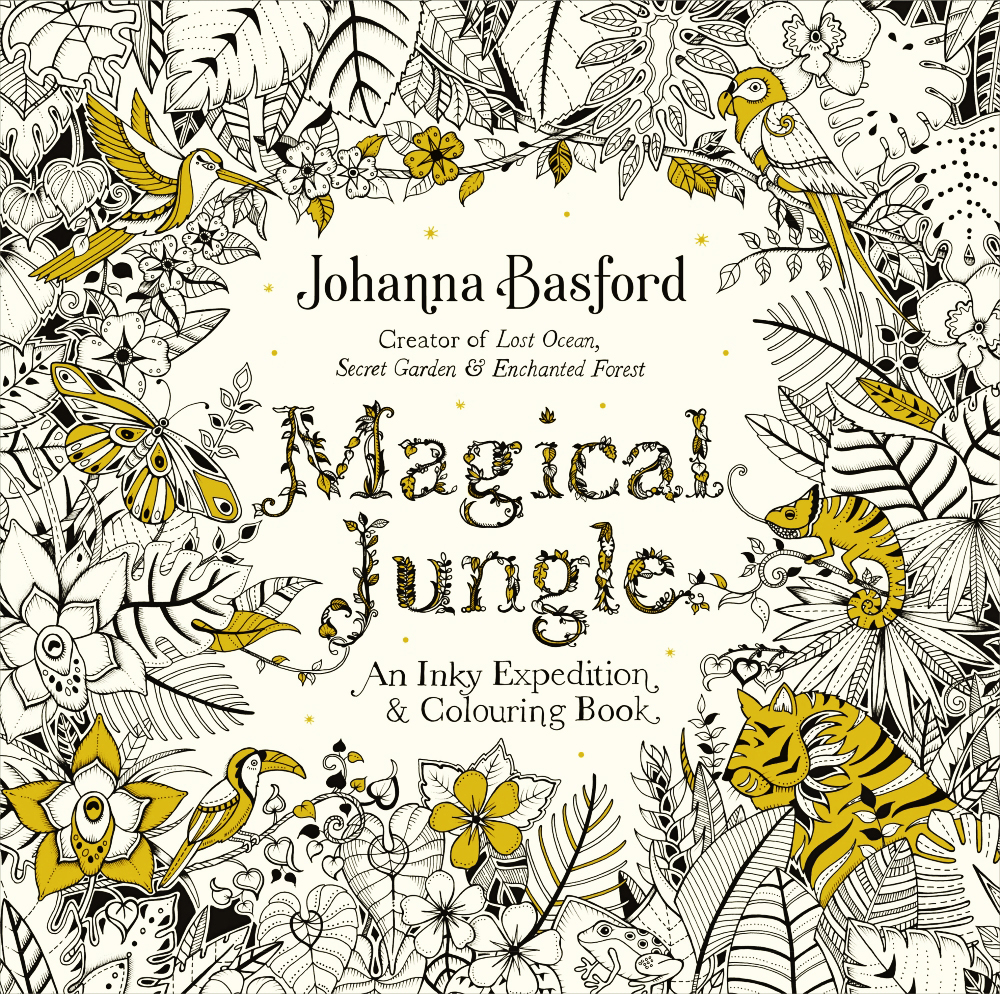 Lit And Life Magical Jungle An Inky Expedition