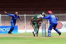 Afghanistan vs Kenya 1st T20I 2013 Highlights
