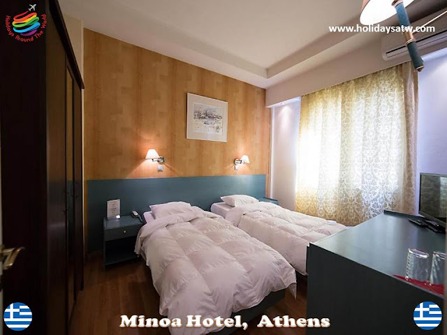 The best recommended hotels in Athens Greece