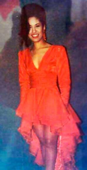 Selena Quintanilla no Tejano Music Award