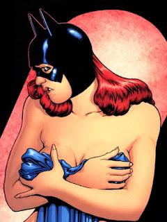Nude Batgirl