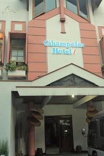 Penginapan Hotel Cihampelas 1 Bandung