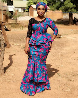 Attending a wedding and you would like to break the norm of wearing dresses 35+ Latest Ankara Styles for Traditional Wedding To Copy In 2020