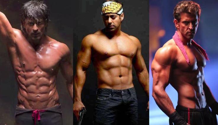 actor body transformation secret
