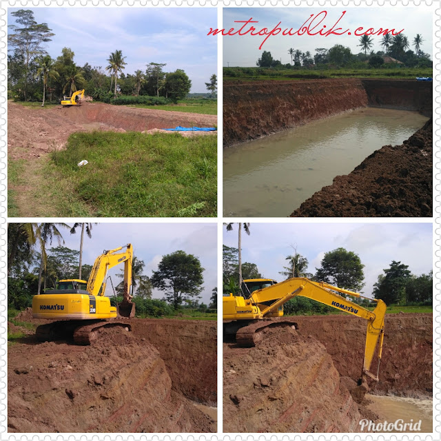 Proyek Tidak Bertuan di Duga di Kerjakan Asal-Asalan