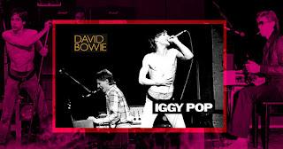 Iggy et Bowie