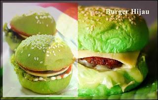 ide bisnis burger hijau